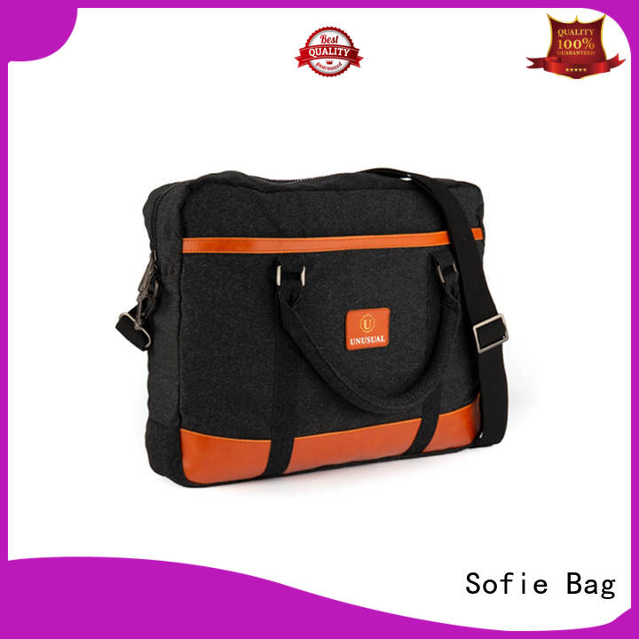 Sofie laptop bag factory direct supply for travel