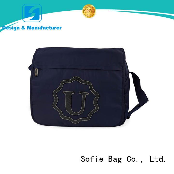 Sofie business messenger bag wholesale for women
