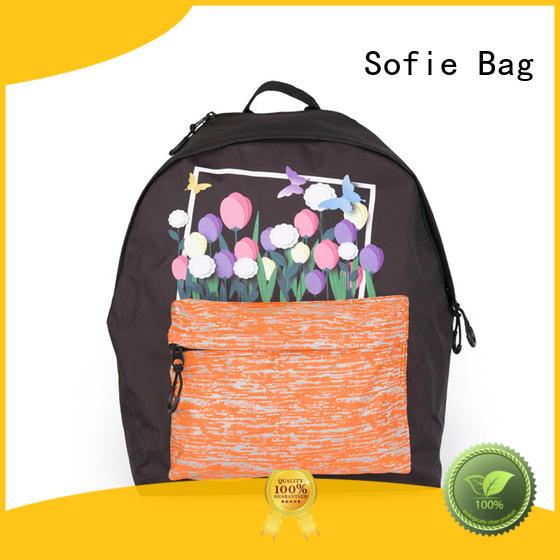 Sofie school bags for girls manufacturer for children