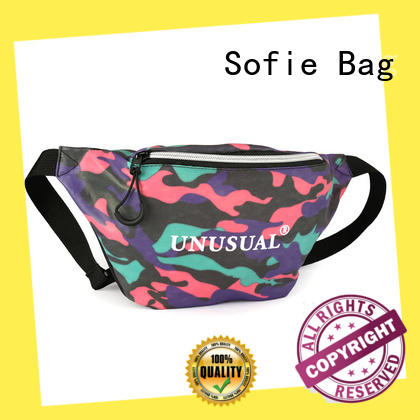 light weight waist pouch factory price for jogging