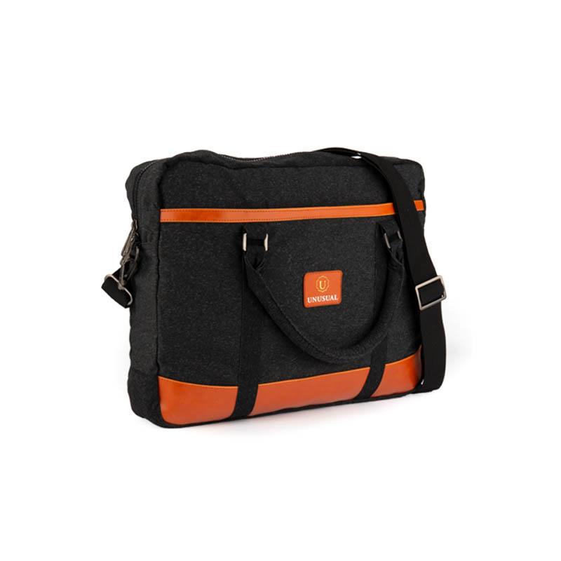 Melange laptop briefcase messenger bag 20181010