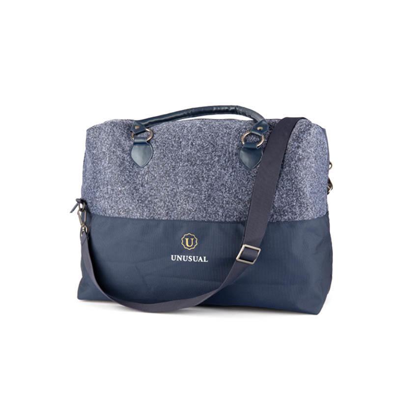 Elegant fashion 30L  casual Kintted travel bag 20181005