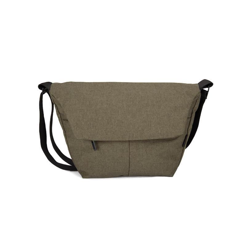 Style men melange cross body shoulder bag S18037