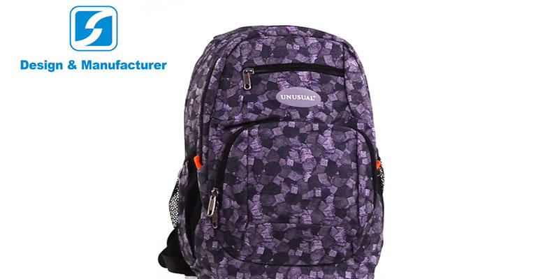 Fashion backpack boy