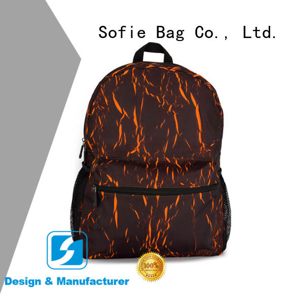 Sofie cool backpacks personalized for college