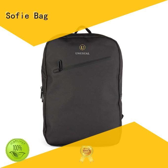 Sofie back pocket classic messenger bag supplier for office