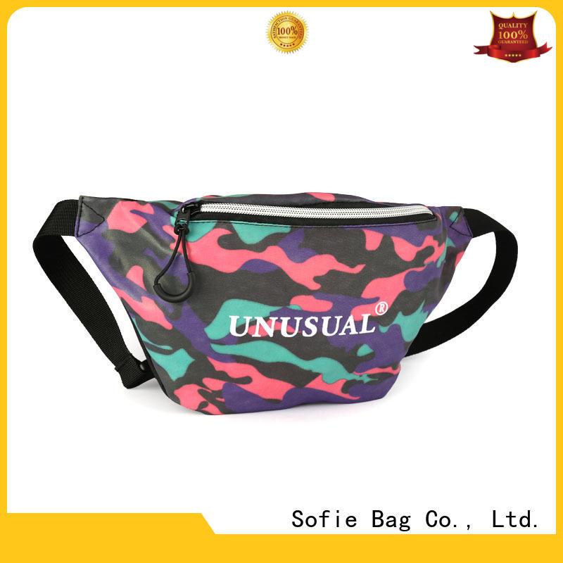 Sofie waist pouch manufacturer for jogging