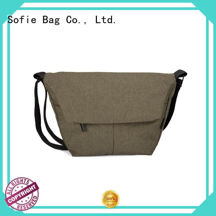 Sofie men shoulder bag directly sale for packaging