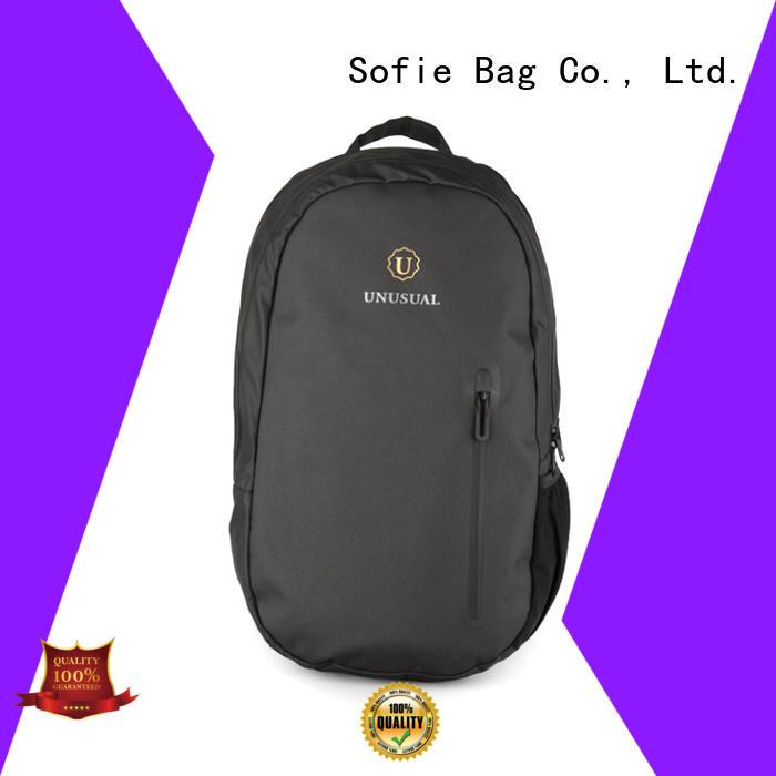 Sofie melange laptop bag supplier for office