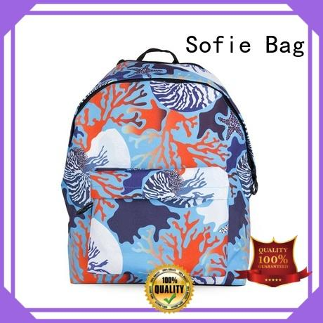 Sofie school bags for boys customized for students