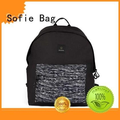 Sofie back pocket backpacks for men supplier for travel