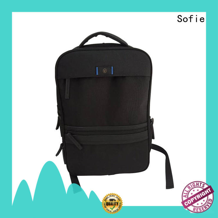 Sofie laptop backpack manufacturer for travel