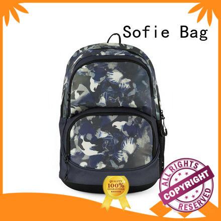 ergonomic shoulder strap students backpack series for children