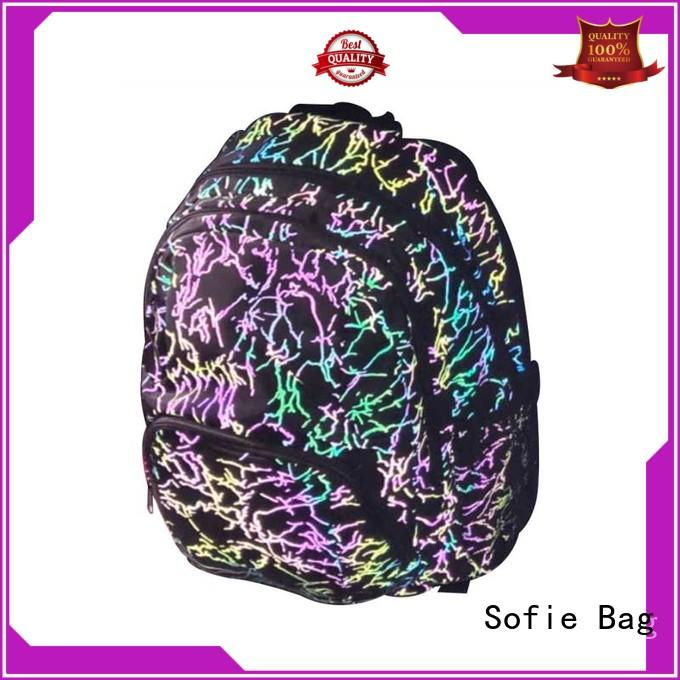 waterproof school bags for girls customized for children