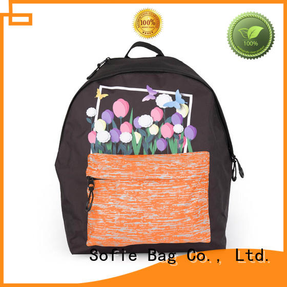 Sofie convenient school bags for kids manufacturer for students