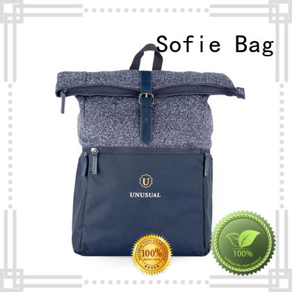 Sofie back pocket backpacks for men wholesale for business