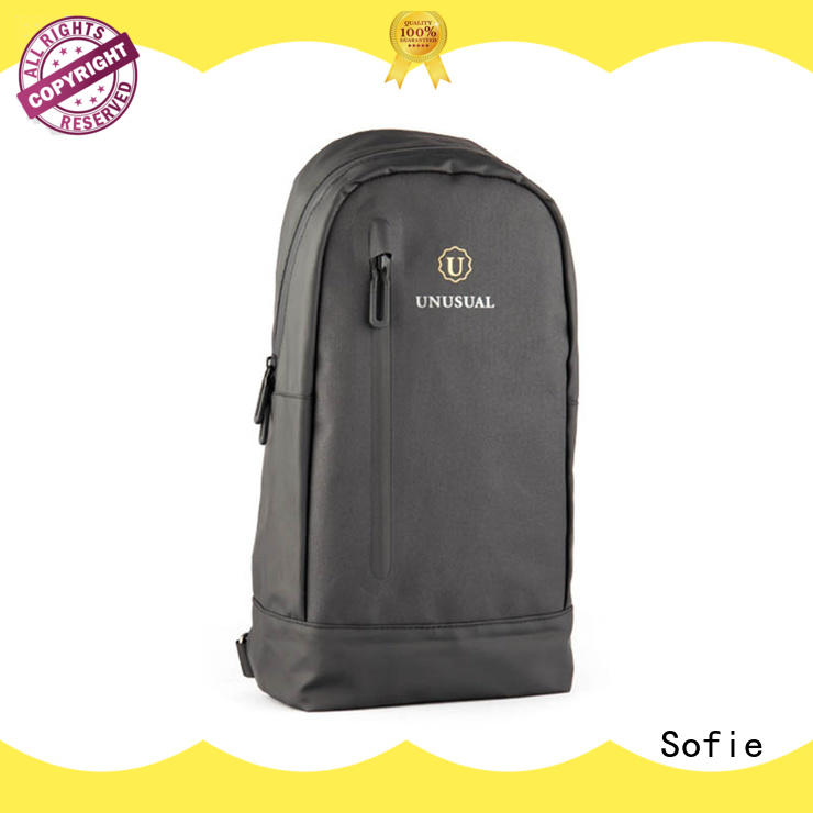 Sofie camouflage chest bag wholesale for women
