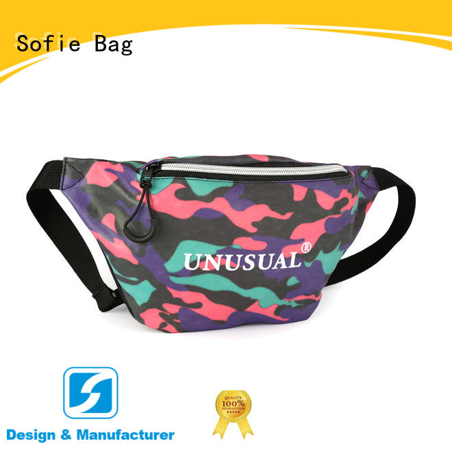 Sofie trendy waist pack wholesale for jogging