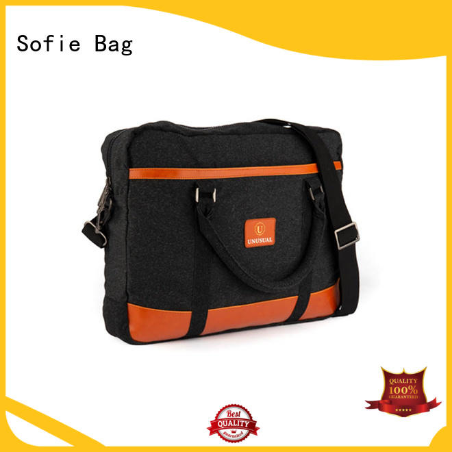durable classic messenger bag supplier for office