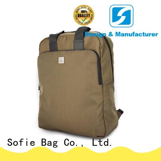 convenient classic backpack manufacturer for travel