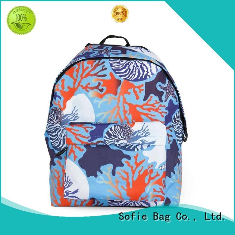 comfortable school backpack supplier for packaging