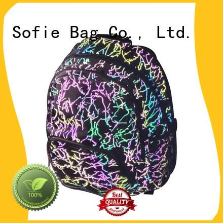ergonomic shoulder strap school bags for kids customized for packaging