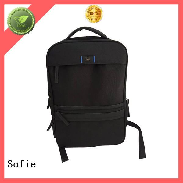 comfortable laptop bag supplier for office