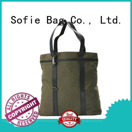 Sofie foldable shopping bag supplier for packaging