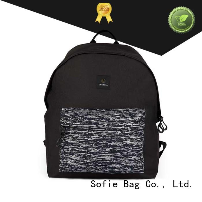 large capacity mini backpack customized for school