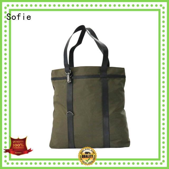 practical foldable shopping bag factory direct supply for men