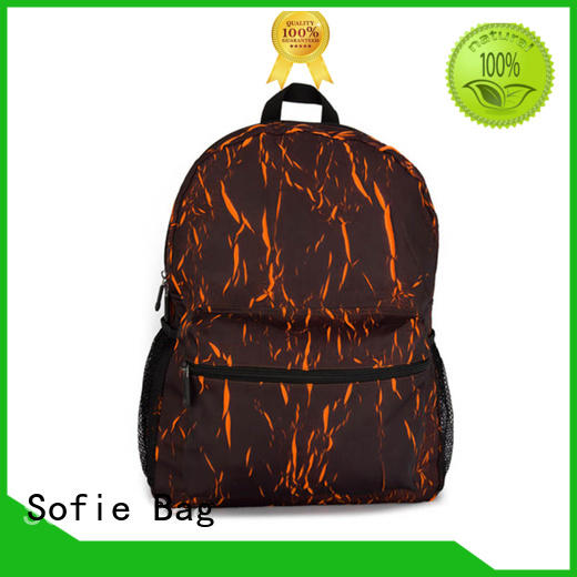 creative stylish backpack manufacturer for travel