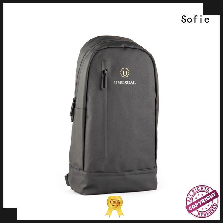 Sofie convenient chest bag supplier for men