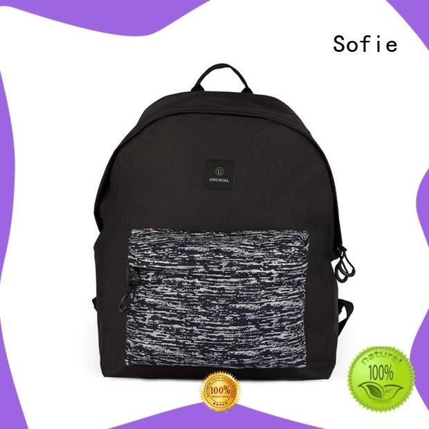 unique style backpack manufacturer for college