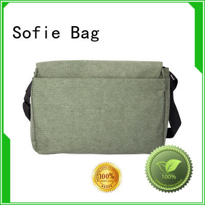 Sofie trendy classic messenger bag series for office