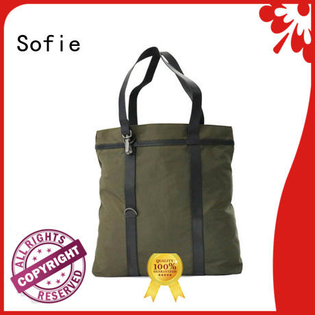Sofie cotton tote bags manufacturer for women