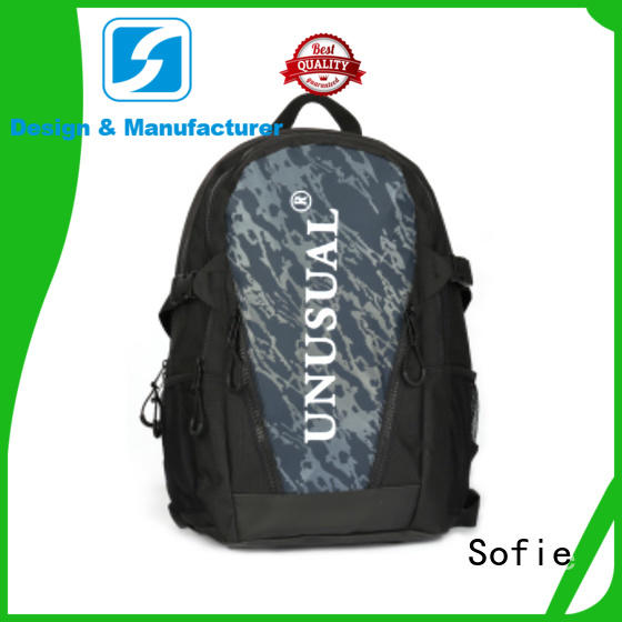creative reflective backpack wholesale for college