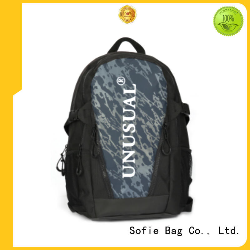 Sofie reflective backpack supplier for travel