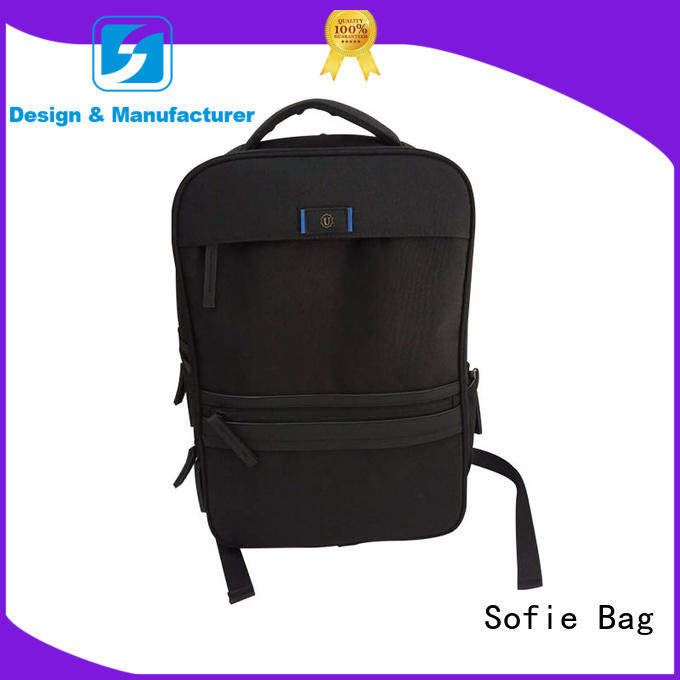 Sofie trendy briefcase laptop bag factory direct supply for office