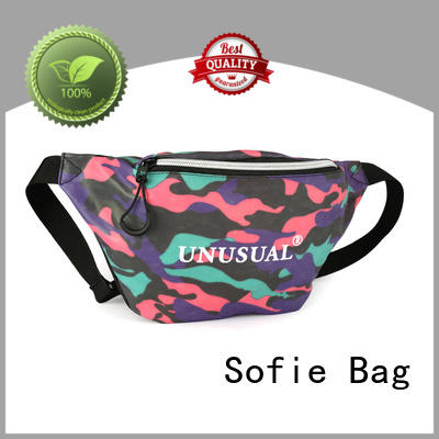 Sofie convenient waist pouch wholesale for jogging
