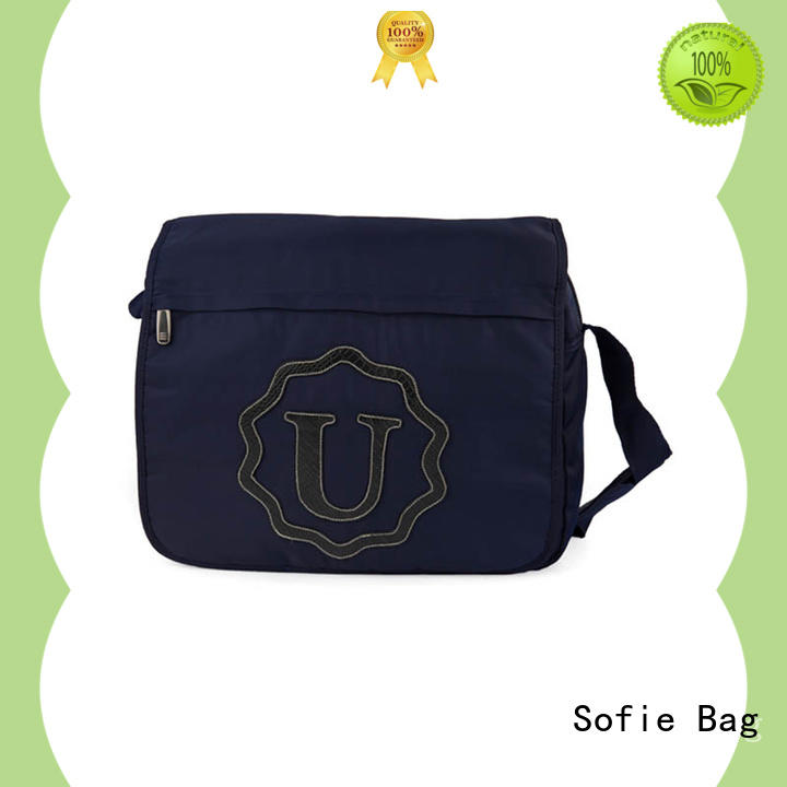 Sofie business messenger bag supplier for women