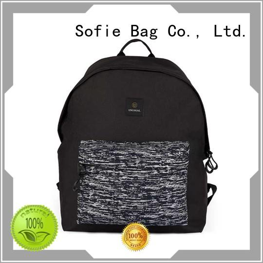 reflective backpack for travel Sofie