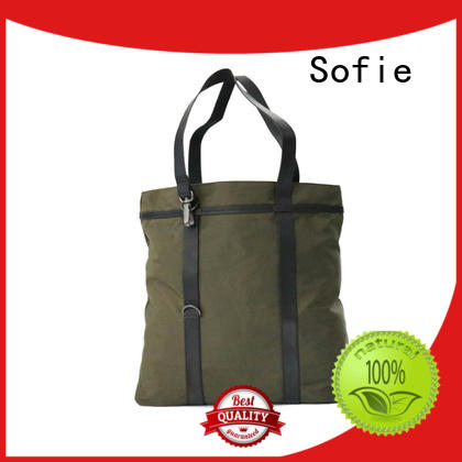 Sofie good quality shopping bag customized for packaging