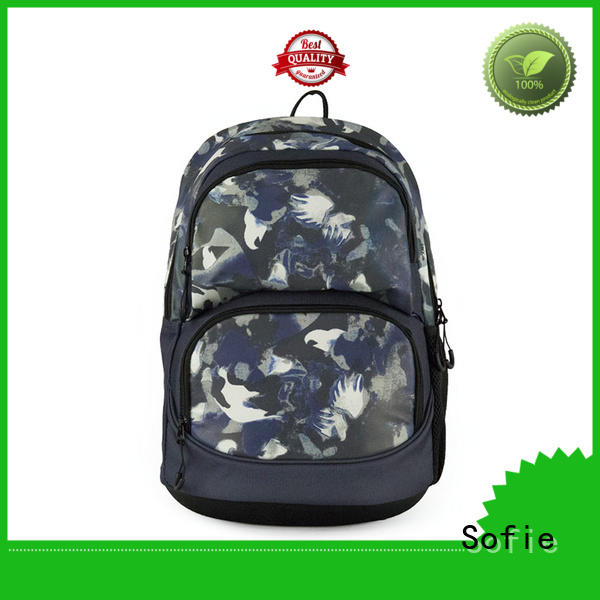 Sofie school bag customized for children