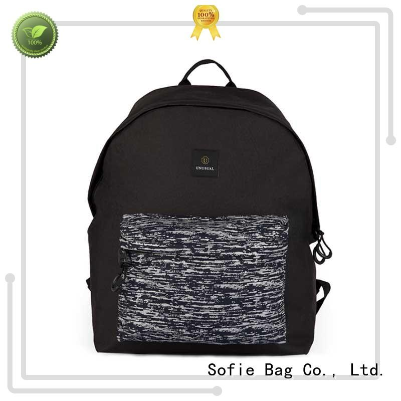 Sofie stylish backpack wholesale for school