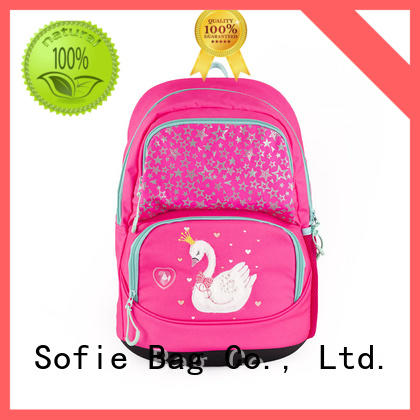 Sofie comfortable school bag manufacturer for packaging