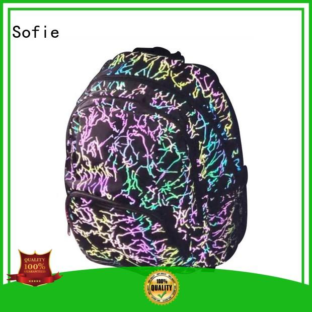Sofie colorful school bags for boys supplier for children