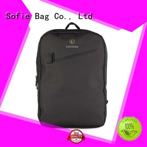 Waterproof business men laptop backpack 20181021