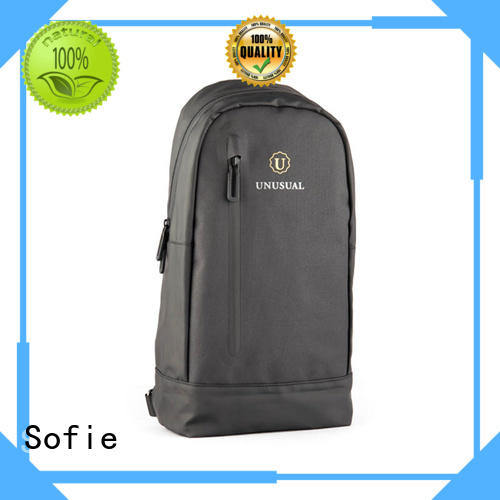 Sofie camouflage chest bag factory direct supply for packaging