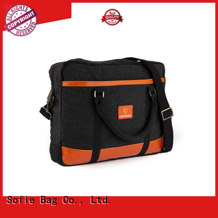 Sofie laptop messenger bags directly sale for office
