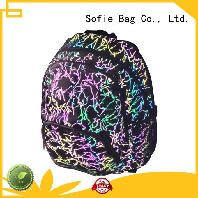 Sofie durable school bag supplier for packaging